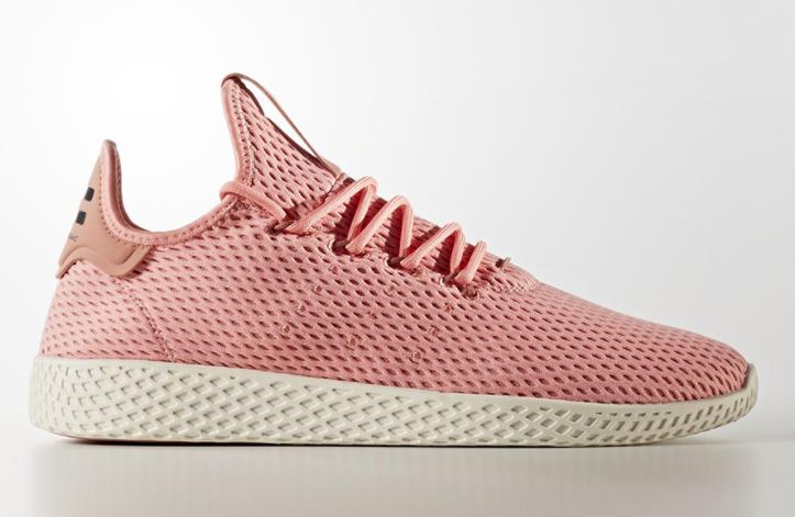 375e6d7a0 Pharrell Williams s adidas Tennis Hu Is Getting 6 Pastel Colourways ...