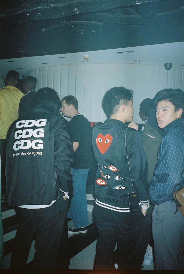 REDDS | THE CUT | SETTINGS - VIRGIL ABLOH - CIVIC UNDERGROUND | INVITED
