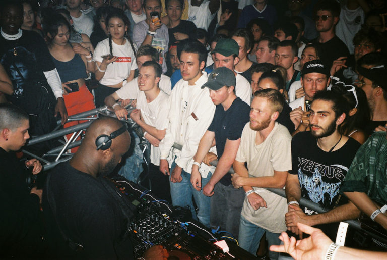 REDDS - THE CUT - SETTINGS - VIRGIL ABLOH - CIVIC UNDERGROUND - INVITED