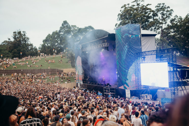 The Cut | REDDS | Falls Festival | Smoking Stage