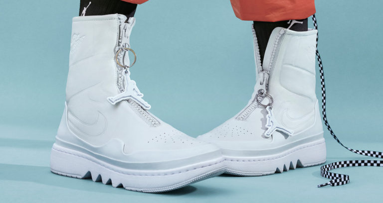 The Cut | REDDS | Nike x Kith Boots High