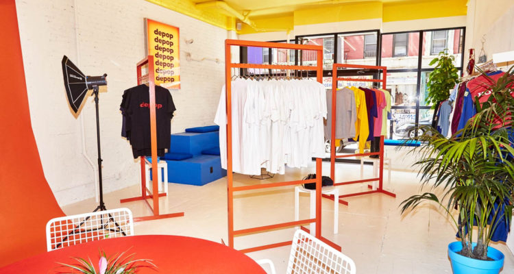 THE CUT | DEPOP OPENS FIRST STORE