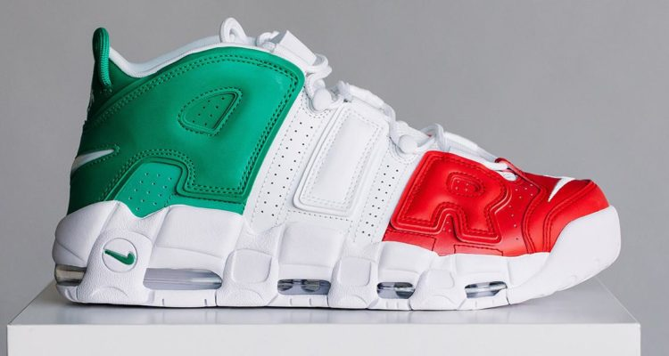 REDDS | THE CUT | NIKE AIR MORE UPTEMPO EU CITY PACK