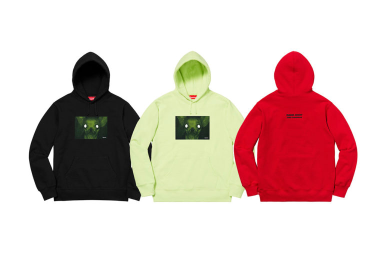 THE CUT | SUPREME JUST DROPPED A THEIR COLLABORATIVE CAPSULE WITH BRITISH ARTIST CHRIS CUNNINGHAM