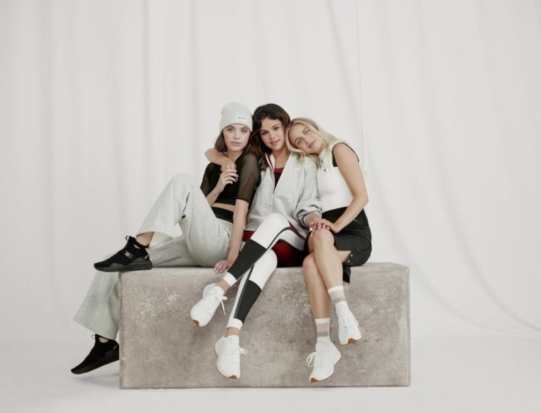 THE CUT | SELENA GOMEZ X PUMA STRONG GIRL COLLECTION RELEASE DETAILS