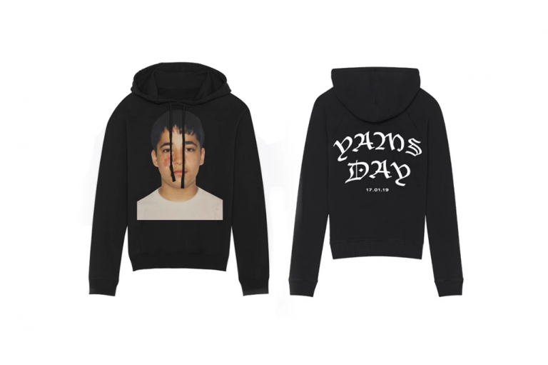 THE CUT | ASAP MOB BRING OUT NEW MERCH FOR YAMS DAY FEATURING OFF WHITE CACTUS FLEE MARKET