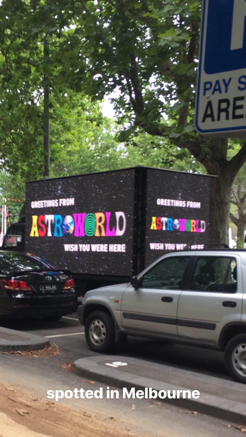 THE CUT | ASTROWORLD AUSTRALIA RUMOURS