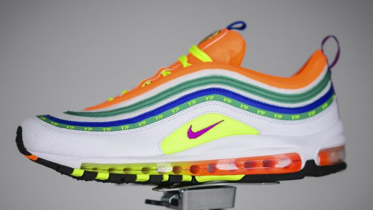 "Here's the Nike Air Max 97 ""Neon"""