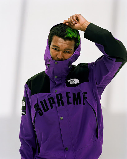 THE CUT | SUPREME X THE NORTH FACE SPRING SUMMER 19