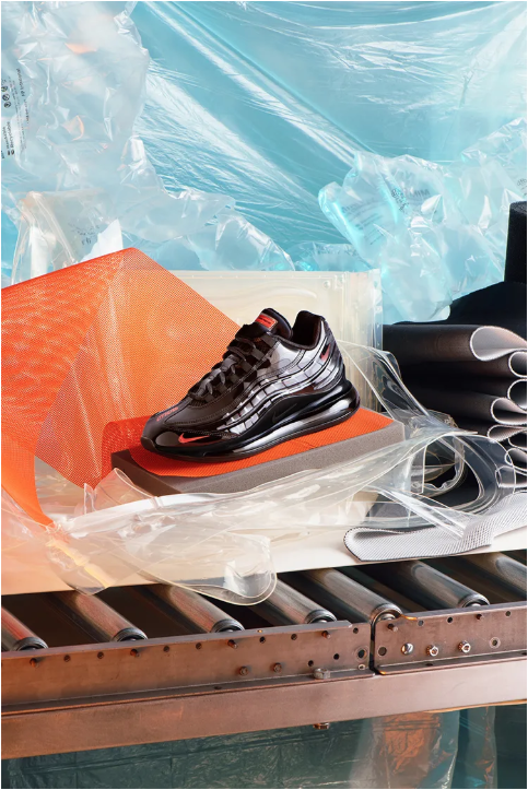 THE CUT | HERON PRESTON X NIKE AIR MAX 720/95