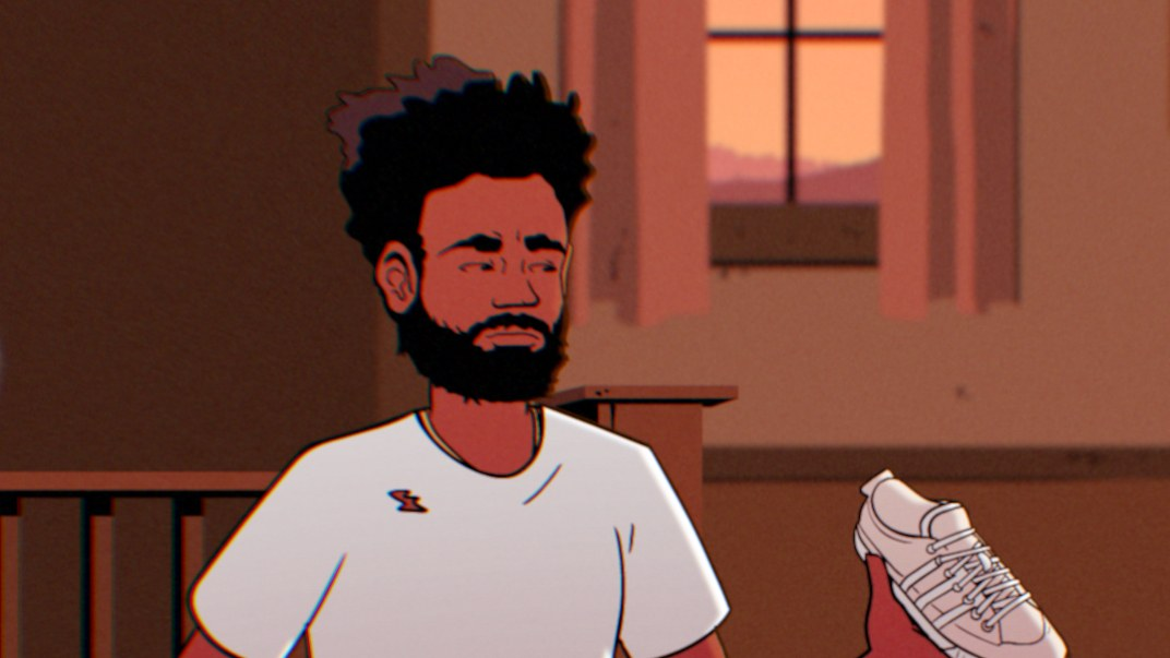 THE CUT | ADIDAS AND CHILDISH GAMBINO RELEASING SNEAKER COLLABORATION