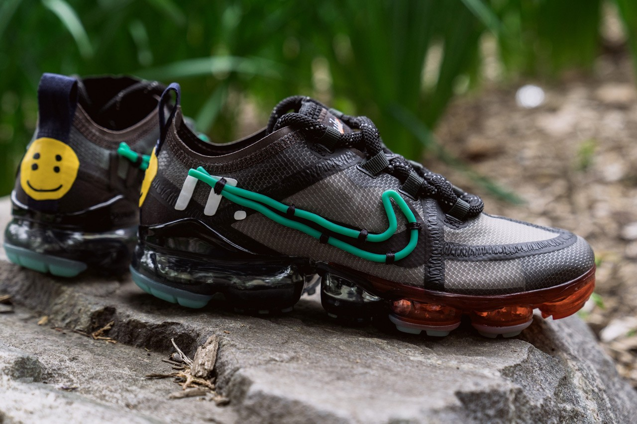 THE CUT | CACTUS PLANT FLEA MARKET NIKE CHARGEABLE VAPORMAX DROPPING THIS WEEK